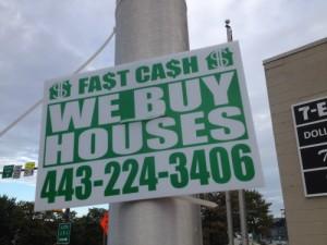 we buy houses cash